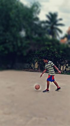 The first step of dribble is the way to last.