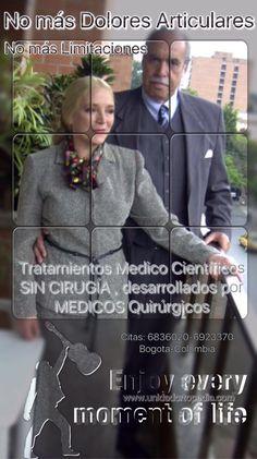 Tratamientos sin cirugía para la Artrosis y Osteoporosis en Bogotá PBX: 6923370 www.unidadortopedia.com