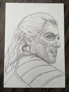 (GREY) The Witcher Original