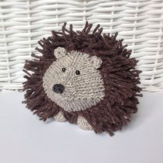 Hedgehog Toy Knitting Pattern : 1000+ images about Hedgehogs on Pinterest The hedgehog ...