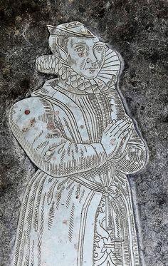 Wife of Arthur Pennyng, 1593.