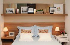 Decoreba Design: Cabeceiras: um olhar novo para seu quarto