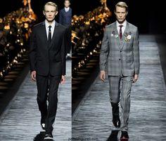 Dior 2015 Sonbahar-Kış Erkek Koleksiyonu