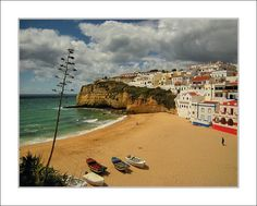 Praia do Carvoeiro - #Portugal