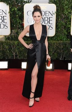 The 2013 Golden Globes Red Carpet