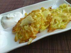 Самые вкусные драники с сыром