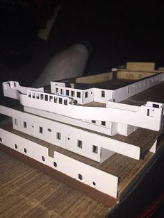 Forums / POB Build Logs / RMS Titanic 1:250 Hachette - Model Ship Builder Titanic Model, Rms Titanic, Model Ships, Logs, Building, Movies, Ship, Log Projects, Stencils