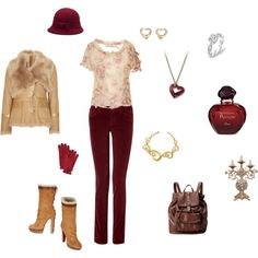 February Engagement, created by #rachael-phillips on #polyvore.