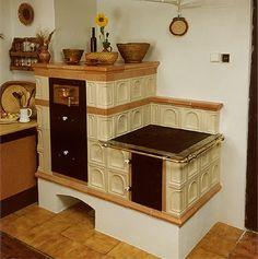 Stare kuchnie kaflowe foto google search cabins for Dedeman sobe teracota cu plita