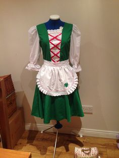 Green jig dress - Adult size Irish Jig, Dance, Green, Dresses, Fashion, Dancing, Vestidos, Moda, Fashion Styles