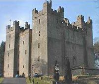 Langley Castle, Hexham, Northumberland