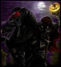 headless horseman | The Headless Horseman by ~StalkedByDragons on deviantART