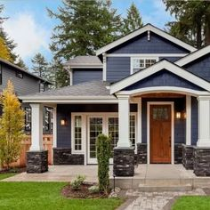 Living haus Take it easy, you deserve a break. Play the Design game ! If you daydream about desig Exterior Paint Colors, Paint Colors For Home, House Colors, Exterior Siding, Exterior Design, House Ideas Exterior, Grey Exterior, Home Design, Home Interior Design