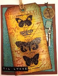 tim holtz cards and tags - Google Search