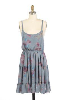 Michelle Print Dress