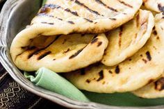 Naan Bread recipe, NZ Woman's Weekly – visit Food Hub for New Zealand recipes using local ingredients – foodhub.co.nz