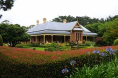 Real Estate for Sale in Bundanoon, NSW 2578 Australian Country Houses, Australian Homes, Country Style Homes, Farmhouse Style, Australian Architecture, Country Estate, Facade House, Traditional House, Luxury Real Estate