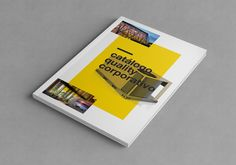 Quality Corporativo Catalog on Behance