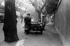 Side cart rider