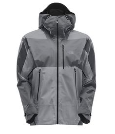 Purpose-built for mountaineering and climbing expeditions, our most advanced FuseForm shell jacket delivers targeted durability on the mountain.