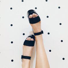 Flatform inspo in Melissa Shoes