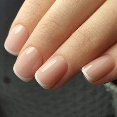 french nails with gold Twists Manicure Natural, Manicure And Pedicure, Wedding Nail Polish, Wedding Nails, Shellac Gel, Shellac French Manicure, Hair And Nails, My Nails, Natural Nail Designs