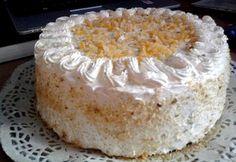 Orosz krémtorta Kataaa konyhájából Hungarian Desserts, Hungarian Recipes, Hungarian Food, Vanilla Cake, Cooking Recipes, Pie, Health, Cakes, Torte