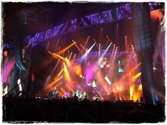 The Rolling Stones in Madrid, June 25th.2014