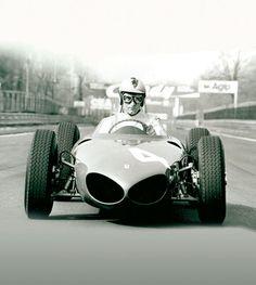 Phil Hill, Ferrari 156 F1, 1961