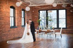 The Loft at Falls Park Wedding Venue | Greenville, SC | Photo by Raycroft Art