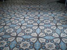 Oude vloertegels,antieke vloertegels. Collectie www.floorz.nl