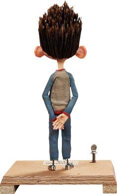 Animation Art:Maquette, ParaNorman Norman Pajamas Original Animation Puppet (LAIKA,2012).... Image #6