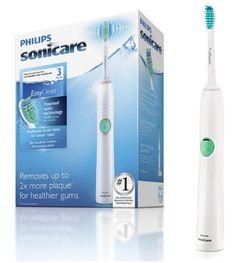 ¡Chollo! Cepillo de dientes Philips Sonicare EasyClean HX6511 por 30.68 euros.