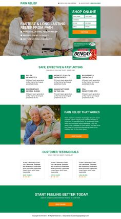 responsive best pain relief product selling landing page design Migraine Relief, Pain Relief, Layout Design, Web Design, Design Ideas, Real Estate Website Design, Squeeze Page, Mobile Responsive, Landing Page Design