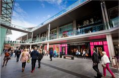 If you can find the time, the shops are definitely worth a visit. Liverpool One is an open air shopping district with more than 160 high-street and designer retailers including the UK's only Beauty Bazaar, Harvey Nichols.