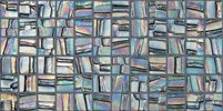 Gorgeous pool tile - 1 inch Moon Glass - Noble Tile Supply