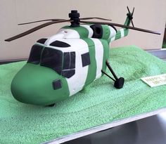 #lynx #helicopter #cake