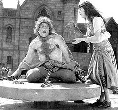 The Hunchback of Notre Dame (1923 film, starring Lon Chaney, Sr. as Quasimodo)