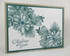 Mena Green - Stampin' Up! Demonstrator - creating and making stamping projects personally yours. Stampin' Up! cards and class projects.