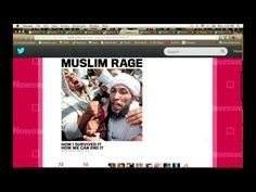 """September 17, 2012 - Activist Molly Crabapple live-tweets her arrest on the one year anniversary of the Occupy movement and netizens react to Newsweek's """"Muslim Rage"""" cover story."""