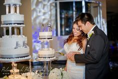Jason and Amanda's Wedding at the Pavilion Grille. Photos by Palm Beach Photography