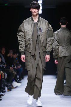 Juun.J Fall 2015 Menswear