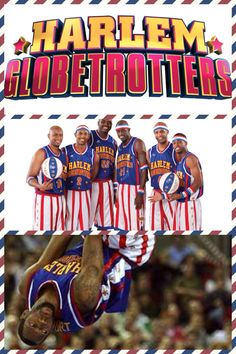 Globetrotters!