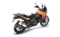 Download wallpapers KTM 1290, Super Adventure S, 2018, new motorcycle, motocross, KTM