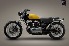 Yamaha Virago XV125 Scrambler - La Corona Motorcycles