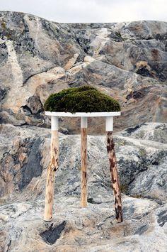 VIVID, furniture collection by Sara Roxana Melvinson.