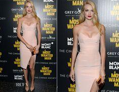 Lindsay Ellingson In Nicholas – 'A Most Wanted Man' New York Premiere