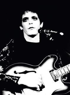 Lou Reed, 1972 by Mick Rock