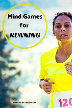 Try some of these mind games for long runs and races to help improve your confidence help you stay focused and even boost your performance. Running For Beginners, How To Start Running, How To Run Faster, How To Run Longer, Running Challenge, Workout Challenge, Running Quotes, Running Motivation, Running Humor
