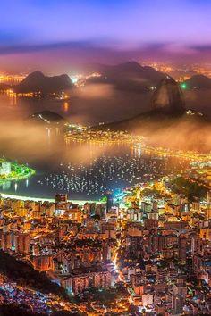 The Christ view - Rio de Janeiro, Brazil.